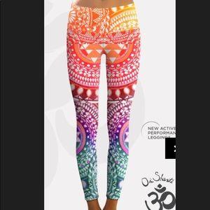 Om Shanti Performance Legging